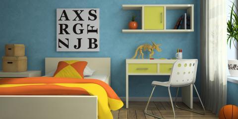 Choosing the Perfect Indoor Paint for Your Child's Bedroom, Fairbanks, Alaska