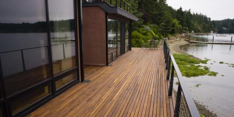 Choosing the Right Deck for Your Space , North Haven, Connecticut