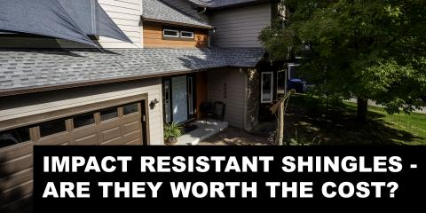 Impact Resistant Shingles - Are They Worth the Cost? , Denver, Colorado
