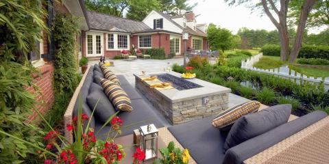 7 Ways to Get Outdoor Gas Fire Pits Ready for Winter From DiSabatino Landscaping, Elsmere, Delaware