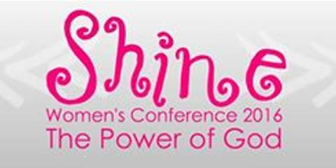 Christian Activities at Abiding Love: Register Today for the Shine Women's Conference, Foley, Alabama