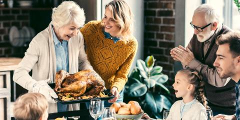 How to Give Grace at Thanksgiving, Honolulu, Hawaii