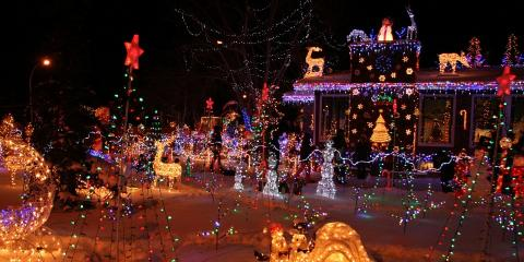 Celebrate Safely This Season With Christmas Light Safety Tips From Austin's Best Electrician, Austin, Texas