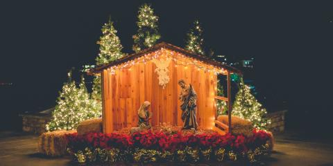 Merry Christmas, High Point, North Carolina