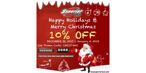 Save 10% Promo Code CHRISTMAS act fast!, Russellville, Kentucky