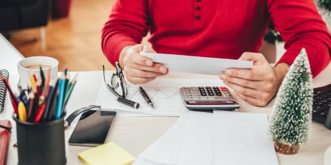 3 Tips for Handling Post-Holiday Debt, Montgomery, Georgia