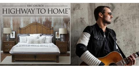 Experience Furniture Fairu0026#039;s Impressive New Eric Church Line, Florence,  Kentucky