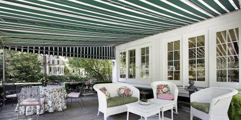 3 Reasons to Install a Porch Awning, Green, Ohio