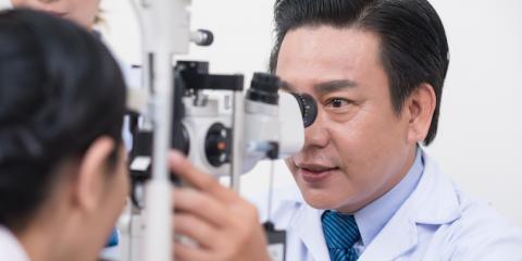 What Is Retinal Detachment?, White Oak, Ohio