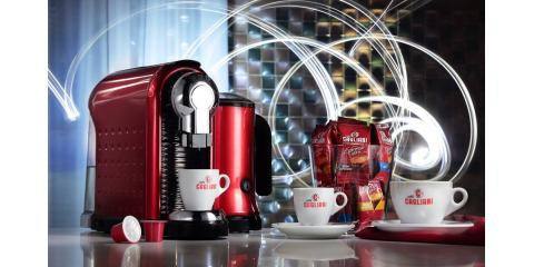 Gift Someone a Cagliari Espresso Machine From Alpine Valley Pure Service, Wyoming, Ohio