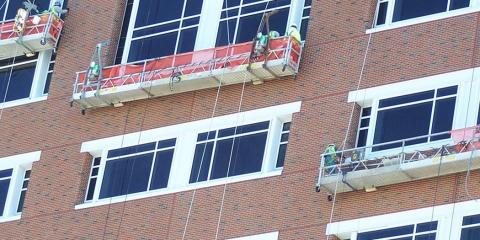 Let American Scaffolding Repair & Service Your Scaffold & Hoist Equipment, Cincinnati, Ohio