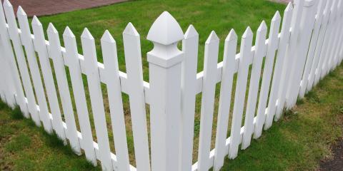 4 Benefits of Vinyl Fencing Over Wood or Metal, Lebanon, Ohio