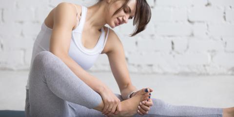 How to Treat an Ankle Sprain, Wyoming, Ohio