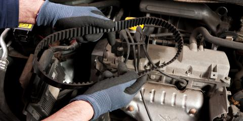 4 Signs You Need a New Timing Belt, Cincinnati, Ohio