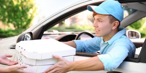 What Kinds of Coverage Do Food Delivery Drivers Need From Their Insurance Companies?, Mount Healthy, Ohio