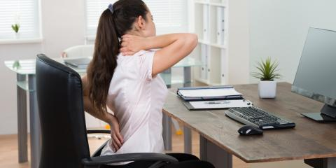 3 Ways to Reduce Back Pain From Long Hours Sitting at an Office Desk, Union, Ohio