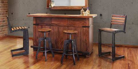 3 Ways Bar Stools Will Improve Your Living Space Instantly, St. Charles, Missouri
