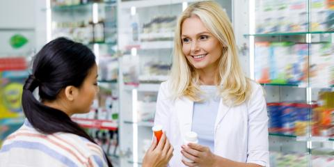 5 Questions to Ask a Pharmacist When You're Picking Up a Prescription, Cincinnati, Ohio