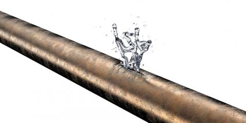 3 Things You Should Do When You Discover a Broken Pipe, Norwood, Ohio