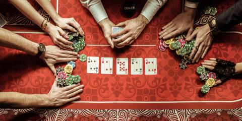 The Do's & Don'ts of Poker Etiquette, Springdale, Ohio