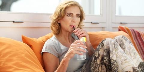 What's the Link Between Dehydration & Foot Pain?, Green, Ohio