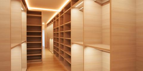 Avoid These 3 Mistakes When Designing a Walk-In Closet, Covington, Kentucky