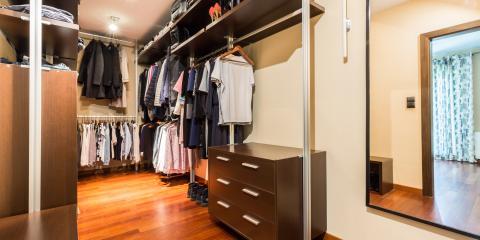 3 Reasons to Build a Walk-In Closet, Covington, Kentucky
