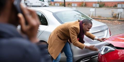 3 Common Causes of Auto Accidents, Cincinnati, Ohio