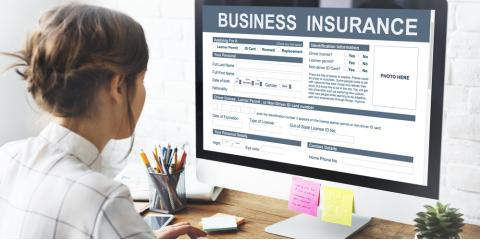 5 Types of Commercial Insurance & How They Serve to Protect a Business  , Montgomery, Ohio