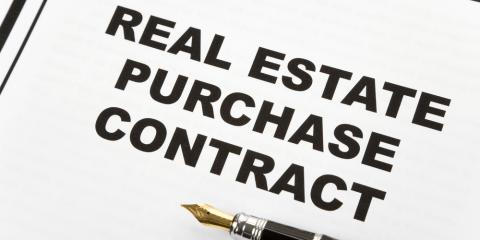 Key Provisions Included in Commercial Real Estate Sale & Purchase Agreements , Sycamore, Ohio