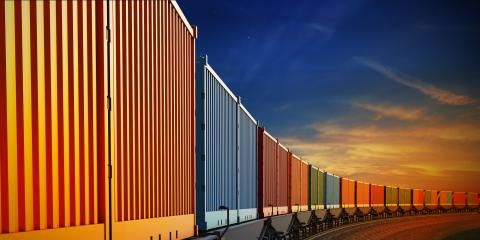 What Is Intermodal Transportation?, Blue Ash, Ohio