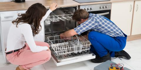 4 Reasons Why a Dishwasher Leaks, Delhi, Ohio