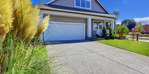 How to Care for a New Concrete Driveway, Norwood, Ohio