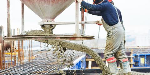 What Are the Most Popular Types of Ready-Mix Concrete?, Anderson, Ohio