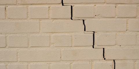 4 FAQ About Basement Wall Cracks, Norwood, Ohio