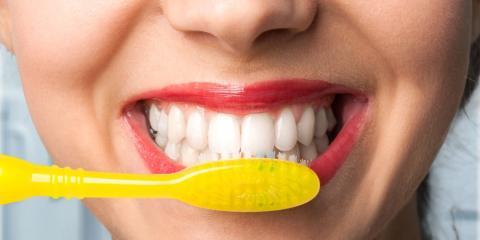 Cincinnati Dentist Shares 3 Bad Dental Habits to Quit Today, Sharonville, Ohio