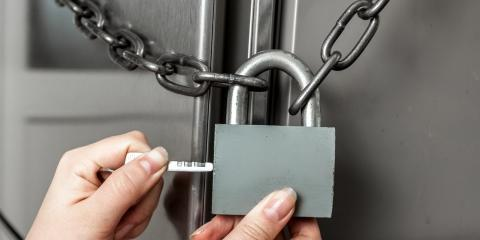 3 Tips for Choosing a Padlock, Cincinnati, Ohio