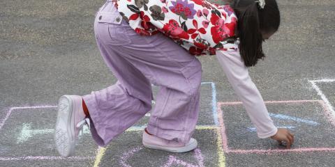 5 Kids' Games to Play on Concrete, Norwood, Ohio