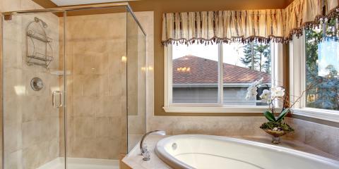 5 Benefits Glass Shower Doors Offer, Springfield, Ohio