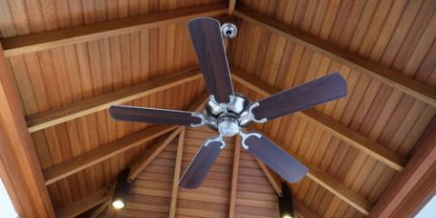 Why You Should Use a Ceiling Fan in the Winter, Springdale, Ohio