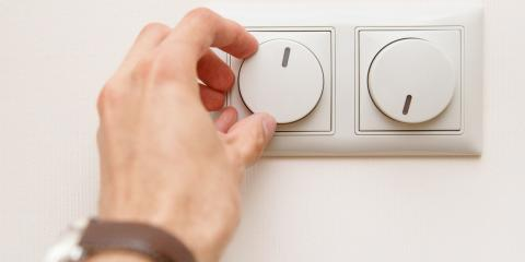 3 Benefits of Dimmer Switches, Cincinnati, Ohio