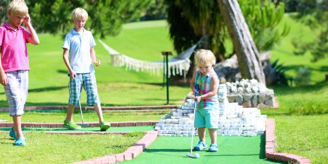 4 Fun Facts About Mini Golf, Evendale, Ohio