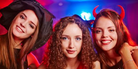The Dangers of Halloween Contacts Not Prescribed by an Eye Doctor, Cincinnati, Ohio