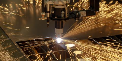How Automation & Robotics Enhance Metal Fabrication, Cincinnati, Ohio