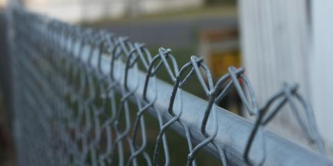 5 Common Types of Commercial Fencing, Green, Ohio