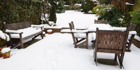 3 Reasons to Store Your Outdoor Furniture Over the Winter, Cincinnati, Ohio