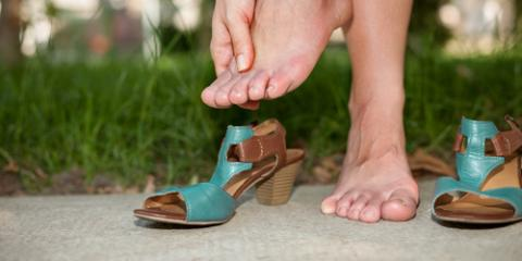 Suffering From Foot Pain? It Could Be One of These Common Sports Injuries, Cincinnati, Ohio