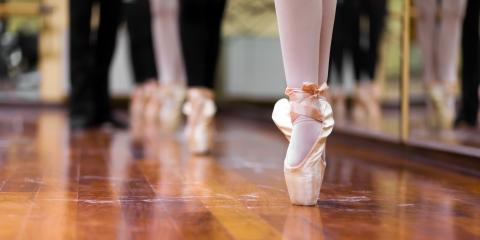 4 Common Foot Problems for Dancers, Wyoming, Ohio