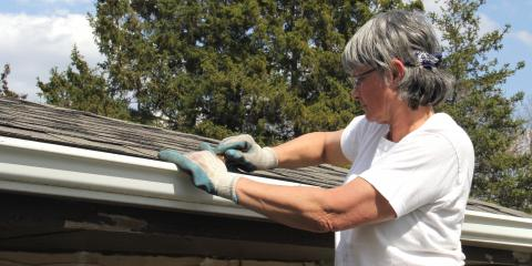 How Gutters Can Affect a Home's Roof, Siding, & Windows, Cincinnati, Ohio