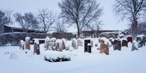 A Guide to Planning a Winter Funeral, Sycamore, Ohio